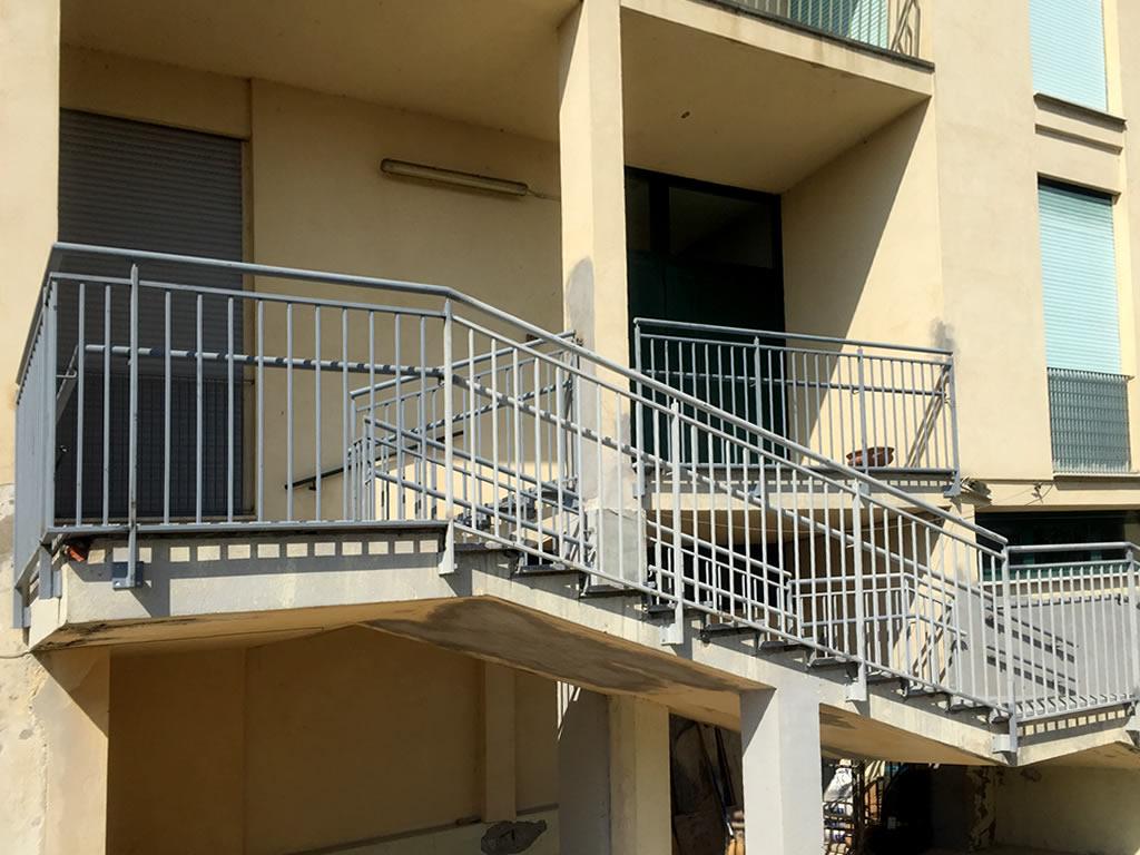 Corrimani per balconi
