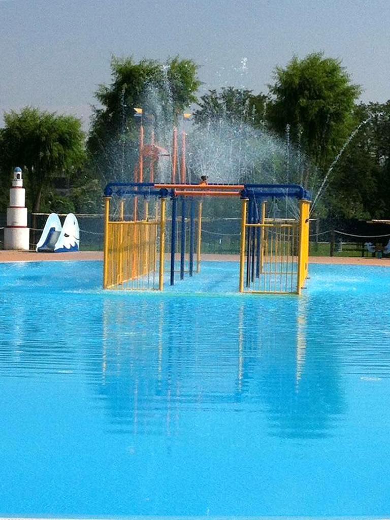 Tubi idraulici per piscine