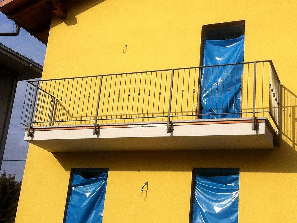 Ringhiere per case Fabbro Andrea Ramella Bon
