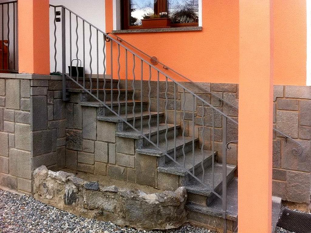 Corrimani per scale Fabbro Andrea Ramella Bon