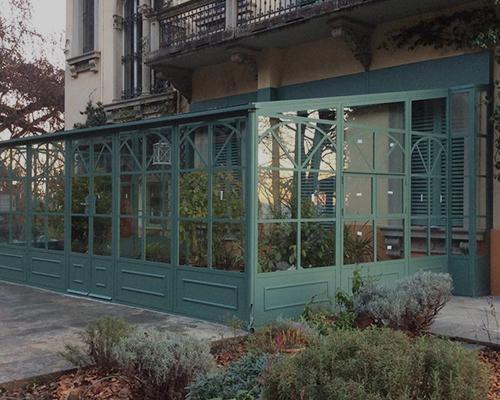 giardini d'inverno fabbro Andrea Ramella Bon